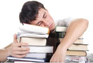 Sleep While Studying